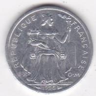 Polynésie Francaise . 1 Franc 1996, En Aluminium - Polynésie Française