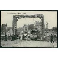50 - CHERBOURG é- Le Pont Tournant - Cherbourg
