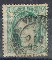 Sello 10 Cts Alegoria 1870. ANTILLAS, Fechador HABANA (Cuba)  Edifil Num 19 º - Cuba (1874-1898)