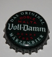 CAPSULE DE LE BIÉRE  VOLL DAMM - Bière