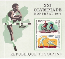 Togo Hb Michel 104B SIN DENTAR - Togo (1960-...)