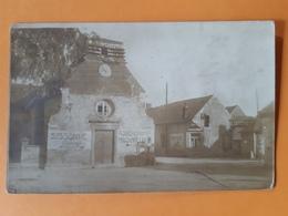 CARTE PHOTO - Eglise De LA MALMAISON - SISSONNE ROBERCHAMP MAGNIVILLER - Francia