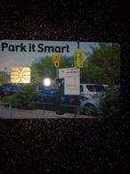 GB UK CARTE A PUCE CHIP CARD STATIONNEMENT PARKING EAST HERTS NEUVE MINT - France