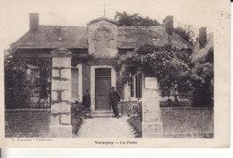 VERSIGNY - La Poste - - Francia