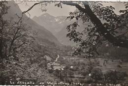 38 La Chapelle En Valjouvray. Vue - Other Municipalities