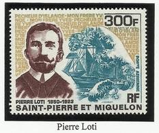 SAINT PIERRE ET MIQUELON SPM PA N° 47 Neuf Sans Charnière ** 1969 - Neufs