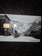 USA CARTE A PUCE CHIP CARD STATIONNEMENT PARKING TELLURIDE COLORADO MOUNTAIN MONTAGNE NEUVE MINT - France