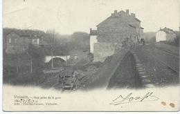 Vielsalm - Vue Prise De La Gare (ca. 1906) - Vielsalm
