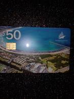 AUSTRALIE AUSTRALIA CARTE A PUCE CHIP CARD STATIONNEMENT PARKING WARNAMBOOL VICTORIA NEUVE MINT - France