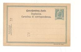 3403) AUSTRIA OESTERREICH POST INTERO POSTALE 5 HELLER NUOVO - Interi Postali