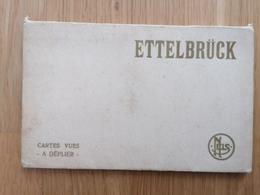 Luxemburg * Ettelbrück - Carnet Cartes Vues Nels - E. A. Schaack - Serie 4 1-9 - Ettelbruck