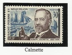 SAINT PIERRE ET MIQUELON SPM N° 368 ** Neuf 1963 Bateau - Neufs