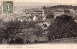 """SAINT JUST SUR LOIRE """"vue Générale"""" - Saint Just Saint Rambert"""