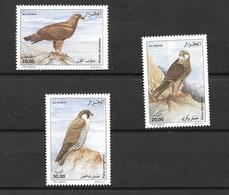 ALGERIE 2010 Birds Of Prey MNH - Águilas & Aves De Presa