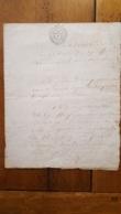 GENERALITE 1780 TOURS P.P. 2 SOLS 4 DEN - Gebührenstempel, Impoststempel