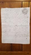 GENERALITE 1730  MOULINS 10 DENIERS - Matasellos Generales
