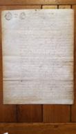 GENERALITE 1680 MOULINS 10 SOLS - Gebührenstempel, Impoststempel