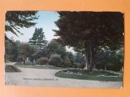 CPA - Mountain Cemetery , YARMOUTH , N S - Yarmouth