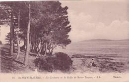83-Sainte-Maxime La Croisette & Le Golfe De Saint-Tropez - Sainte-Maxime