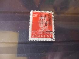 ARGENTINE YVERT N° 555 - Gebraucht