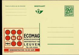 Publibel Neuve N° 2464  ( ECOMAG - Electronic - Leuven ) - Publibels