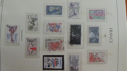 D37 France En LEUCHTTURM De 1980 à 1990 Oblitéré Quasi Complet + Fins De Catalogue. A Saisir !!! - Francobolli