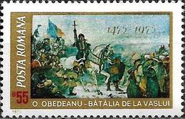 1975 - 500th ANNIVERSARY OF VICTORY OVER THE OTTOMANS AT VASLUI - Ungebraucht