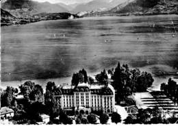 ANNECY ,VUE AERIENNE ,HOTEL IMPERIAL REF 65145 - Hoteles & Restaurantes