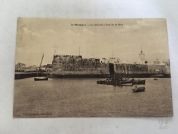 CPA - MAROC - MAZAGAN - 24 - Le Mellah, Vue De La Mer - Autres