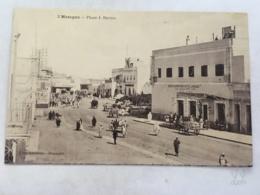 CPA - MAROC - MAZAGAN - 3 - Place J. Brudo - Autres