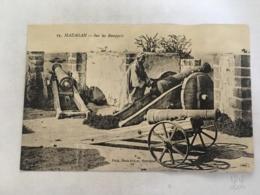 CPA - MAROC - MAZAGAN - 15 - Sur Les Remparts - Altri