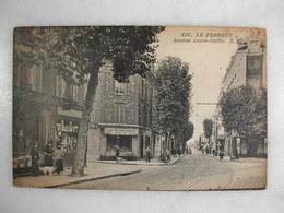 LE PERREUX SUR MARNE - Avenue Ledru Rollin (animée) - Le Perreux Sur Marne