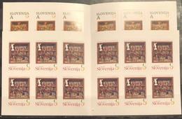 Slovenia, 2013, 1035/36, Booklet (MNH) - Slovenia