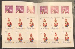 Slovenia, 2013, 1039/40, Booklet (MNH) - Slovenia