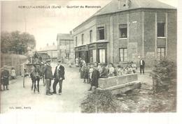 27 - Romilly-sur-Andelle (eure) - Quartier Du Maconnais - France