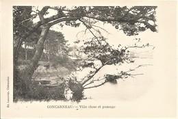29 CONCARNEAU VILLE CLOSE ET PASSAGE Ed LAUSSEDAT Etat Impeccable  NEUF *** - Concarneau