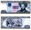 CUBA 20 Pesos P 122 H 2013 UNC - Cuba