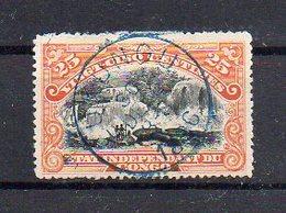Congo - 25c Orange Obl LUKUNGU 1896 -  - Superbe - ZB01 - 1894-1923 Mols: Used