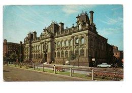 WOLVERHAMPTON. THE TOWN HALL. - Wolverhampton