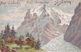 AK Landschaft Im Gebirge - Ca. 1910  (48887) - Illustrators & Photographers