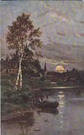 AK Dorfidylle Am Wasser -  Landschaft - Ca. 1910  (48888) - Illustrators & Photographers