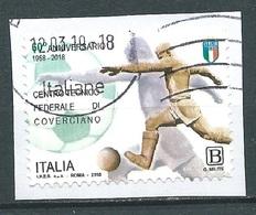 IU229  ITALIA 2018  CENTRO TECNICO COVERCIANO - 6. 1946-.. Repubblica