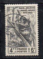 490 339 - FRANCIA 1944, Serie N. 618   Usata  (M2200) - Usati