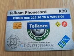 SOUTH AFRIKA  20R    Chipcard     1CARD Used **1310** - Südafrika
