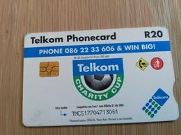 SOUTH AFRIKA  20R    Chipcard     1CARD Used **1313** - Südafrika
