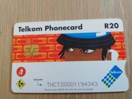 SOUTH AFRIKA  20R    Chipcard     1CARD Used **1314** - Südafrika