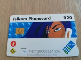 SOUTH AFRIKA  20R    Chipcard     1CARD Used **1316** - Südafrika