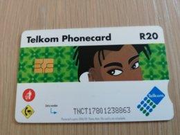 SOUTH AFRIKA  20R    Chipcard     1CARD Used **1317** - Südafrika