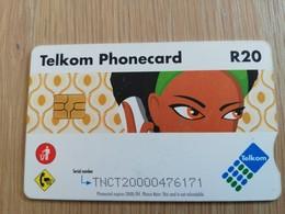 SOUTH AFRIKA  20R    Chipcard     1CARD Used **1318** - Südafrika