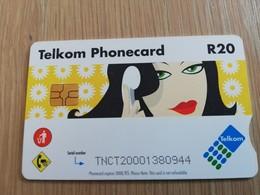 SOUTH AFRIKA  20R    Chipcard     1CARD Used **1319** - Südafrika